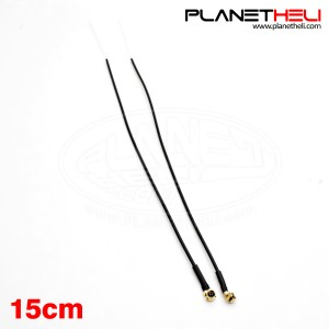 2.4G Receiver Antenna with IPEX port Compatible 15cm x 2 pcs