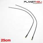 2.4G Receiver Antenna with IPEX port Compatible 25cm x 2 pcs