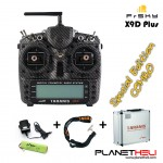 FrSky 2.4GHz ACCST TARANIS X9D PLUS SPECIAL EDITION with Alu Case (Mode 2)