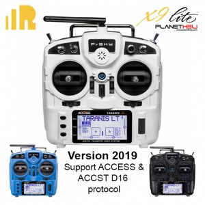 2019 FrSky 24CH Taranis X9 Lite Radio Support ACCESS and D16 Mode (upgraded)