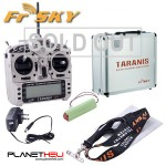 FrSky 2.4GHz ACCST TARANIS X9D PLUS without RX with Alu Case (Mode 2)