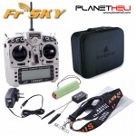 FrSky 2.4GHz ACCST TARANIS X9D PLUS and X8R Combo with Eva Case (Mode 2)