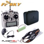 FrSky 2.4GHz ACCST TARANIS X9D PLUS without RX with Eva Case (Mode 2)