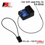 Flysky FS-BS6 Mini Receiver With Gyro Stabilization System for GT2E/IT4S/GT5 Transmitter