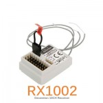 Walkera RX1002 2.4G 12-channel Receiver For Walkera DEVO Transmitter