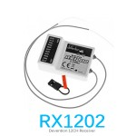 Walkera RX1202 2.4G 12-channel Receiver For Walkera DEVO Transmitter