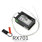 Walkera RX701 2.4G 7CH Receiver For Walkera DEVO Transmitter