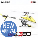 ALZRC - Devil 380 FAST FBL KIT - Black - Standard
