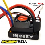 IHOBBY Waterproof 60A Brushless ESC for 1:10 RC Car