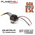 Hobbywing Quicrun WP-10BL60 Waterproof Brushless ESC 60A For RC Car